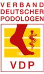 VERBAND DEUTSCHER PODOLOGEN e.V. Logo