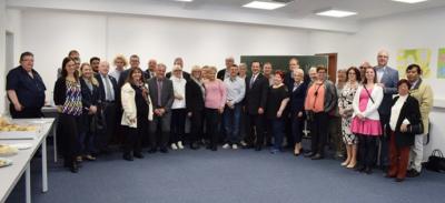 Internationale Podologen und Podiatristen zu Besuch in Deutschland