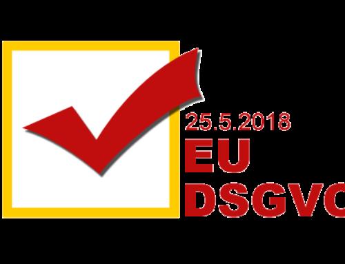 EU-DSGVO: Das müssen Sie als Podologe wissen