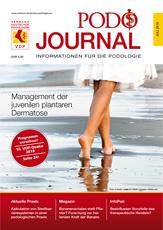 Aktuelle Ausgabe Podojournal