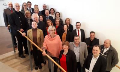 Großes Verbändetreffen der Therapeuten in Berlin
